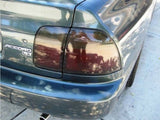 1994-1997 HONDA ACCORD TAIL LIGHT PRECUT TINT OVERLAYS