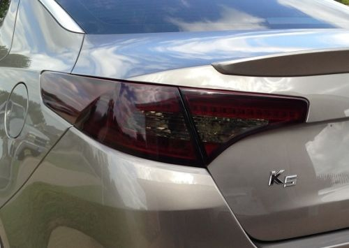 2011-2013 KIA OPTIMA TAIL LIGHT PRECUT TINT OVERLAYS