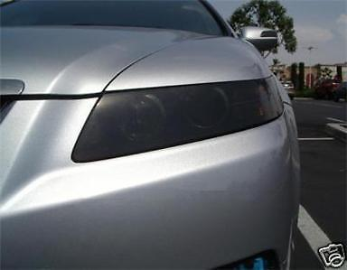 2004-2008 ACURA TL HEADLIGHT PRECUT TINT OVERLAYS