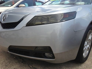 2009-2014 ACURA TL HEADLIGHT PRECUT TINT OVERLAYS