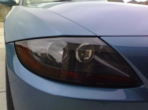 2003-2008 BMW Z4 HEADLIGHT PRECUT TINT OVERLAYS