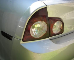 2008-2012 CHEVY MALIBU TAIL LIGHT w/ CUTOUT PRECUT TINT OVERLAYS