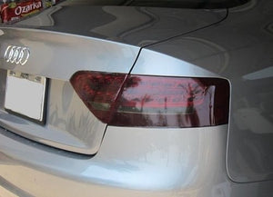 2008-2014 AUDI A5/S5 COUPE TAIL LIGHT PRECUT TINT OVERLAYS
