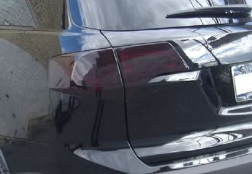 2007-2012 ACURA MDX TAIL LIGHT PRECUT TINT OVERLAYS