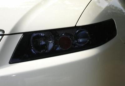 2004-2008 ACURA TSX HEADLIGHT PRECUT TINT OVERLAYS
