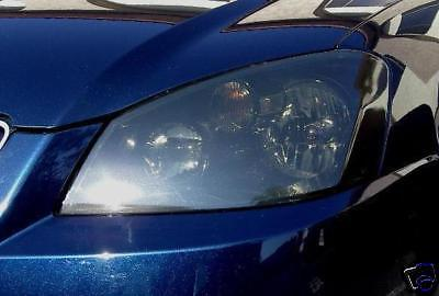 2005-2006 NISSAN ALTIMA HEADLIGHT PRECUT TINT OVERLAYS