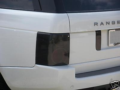 2003-2012 RANGE ROVER TAIL LIGHT PRECUT TINT OVERLAYS