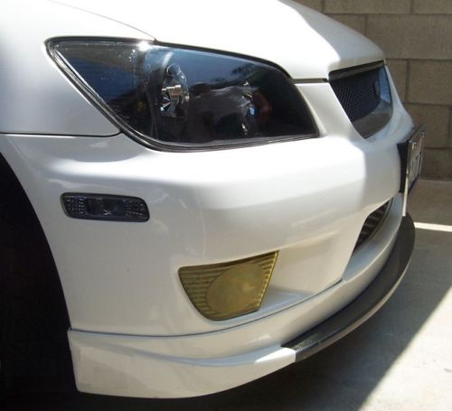 2001-2005 LEXUS IS 300 FOG LIGHT PRECUT TINT OVERLAYS