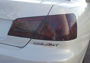 2009-2014 MITSUBISHI GALANT TAIL LIGHT PRECUT TINT OVERLAYS