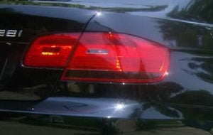 2007-2010 BMW 3 SERIES COUPE TAIL LIGHT TURN SIGNAL PRECUT TINT OVERLAYS