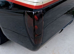 2004-2012 CHEVY COLORADO TAIL LIGHT PRECUT TINT OVERLAYS