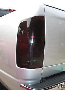 2002-2006 DODGE RAM TAIL LIGHT PRECUT TINT OVERLAYS