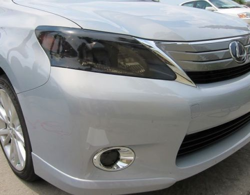 2010-2012 LEXUS HS 250h HEADLIGHT PRECUT TINT OVERLAYS