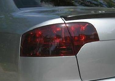 2006-2008 AUDI A4/S4 TAIL LIGHT PRECUT TINT OVERLAYS