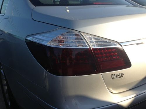 2009-2011 HYUNDAI GENESIS SEDAN TAIL LIGHT w/CUTOUT PRECUT TINT OVERLAYS