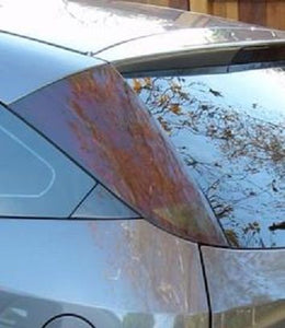 2005-2007 FORD FOCUS ZX3/ZX5 TAIL LIGHT PRECUT TINT OVERLAYS