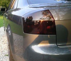 2002-2005 AUDI A4/S4 TAIL LIGHT PRECUT TINT OVERLAYS