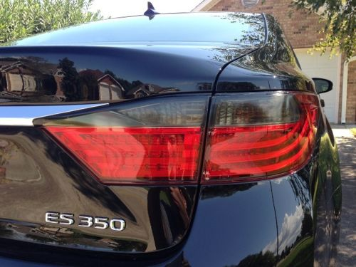 2013-2015 LEXUS ES 350 TAIL LIGHT TURN SIGNAL LIGHT PRECUT TINT OVERLAYS