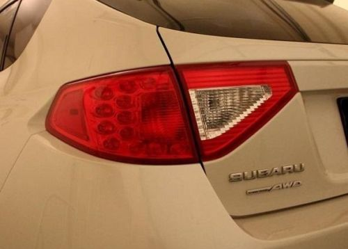 2008-2014 WRX STi HATCHBACK RED TAIL LIGHT PRECUT w/ REVERSE PRECUT TINT OVERLAYS