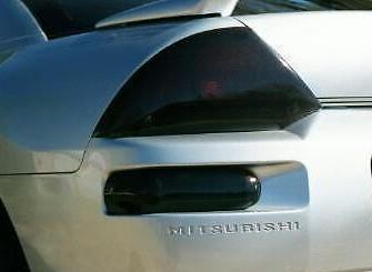 2000-2005 MITSUBISHI ECLIPSE TAIL LIGHT PRECUT TINT OVERLAYS