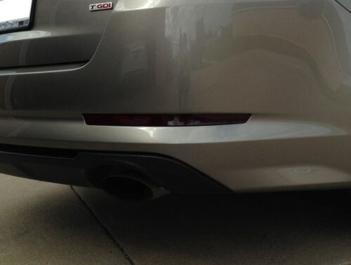 2011-2013 KIA OPTIMA REAR REFLECTOR PRECUT TINT OVERLAYS