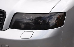 2002-2005 AUDI A4/S4 HEADLIGHT PRECUT TINT OVERLAYS