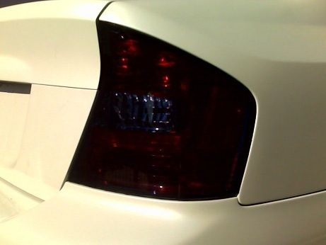 2005-2007 SUBARU LEGACY TAIL LIGHT PRECUT TINT OVERLAYS