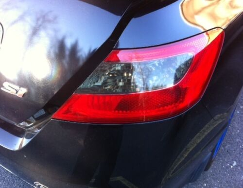 2006-2011 HONDA CIVIC COUPE REVERSE & TURN SIGNAL PRECUT TINT OVERLAYS