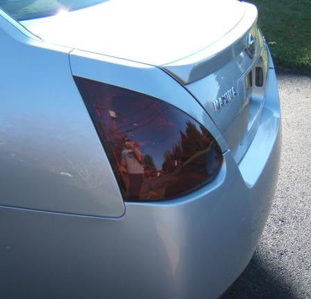 2004-2008 NISSAN MAXIMA TAIL LIGHT PRECUT TINT OVERLAYS