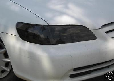 1998-2002 HONDA ACCORD HEADLIGHT PRECUT TINT OVERLAYS