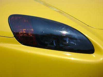 2000-2009 HONDA S2000 HEADLIGHT PRECUT TINT OVERLAYS