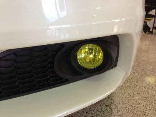 2013-2014 HONDA CRZ FOG LIGHT PRECUT TINT OVERLAYS