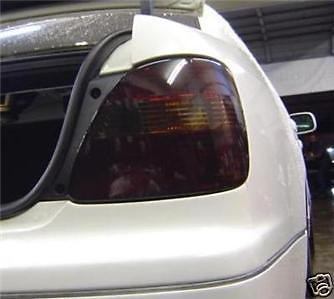 1998-2005 LEXUS GS TAIL LIGHT PRECUT TINT OVERLAYS