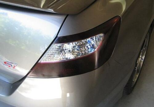2006-2011 HONDA CIVIC COUPE TAIL LIGHT w/REVERSE PRECUT TINT OVERLAYS