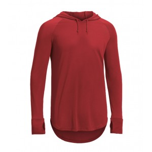 SKINZ Men's Drop Tail Hoodie