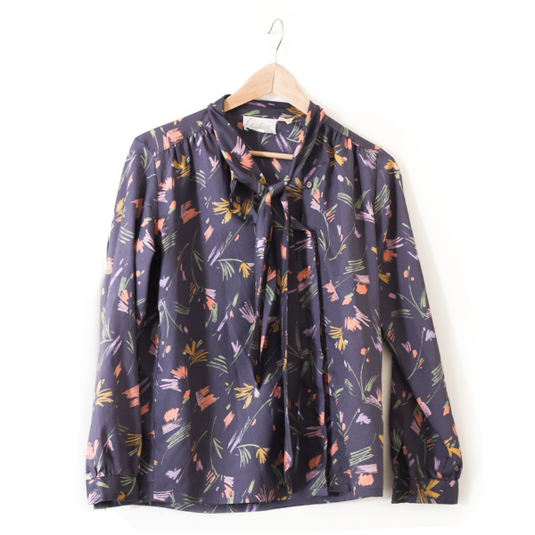 Brushstroke Button-Down
