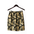 Gold Brocade Skirt