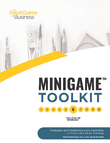MiniGame™ Toolkit - digital delivery