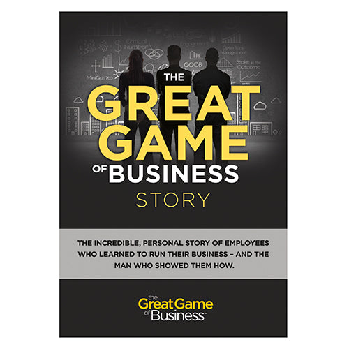 The Great Game of Business Story DVD
