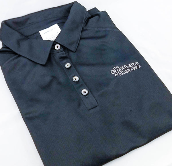 The Great Game of Business Polo Shirt