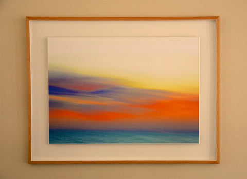 "Dick Hopkins - ""Surreal Sunset #8057"""