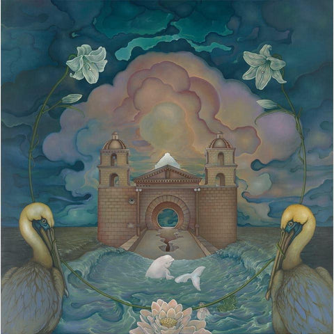 "Andrew Batcheller - ""Mission Santa Barbara"""