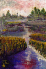 "Jan Fellers - ""Majestic Marsh"""