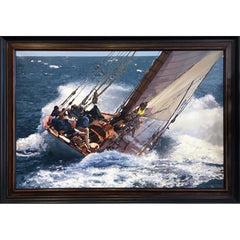 "Stephen Sebastian - ""Sailing""  !SOLD!"