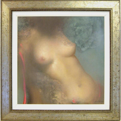 "Vicky Montesinos - ""Untitled Nude"""