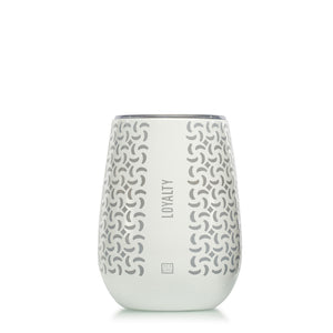 Load image into Gallery viewer, Loyalty 10 oz Stemless Goblets