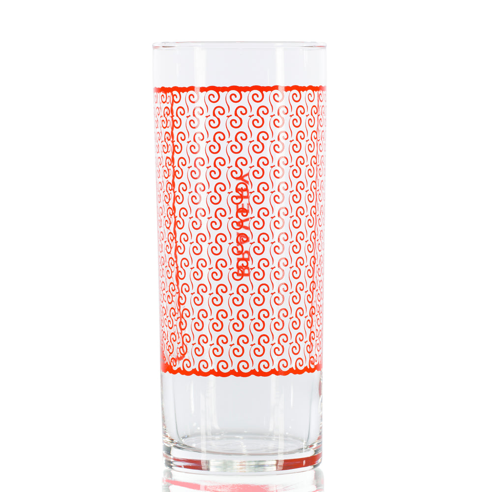 12 oz. Bravery Tall Skinny Glasses