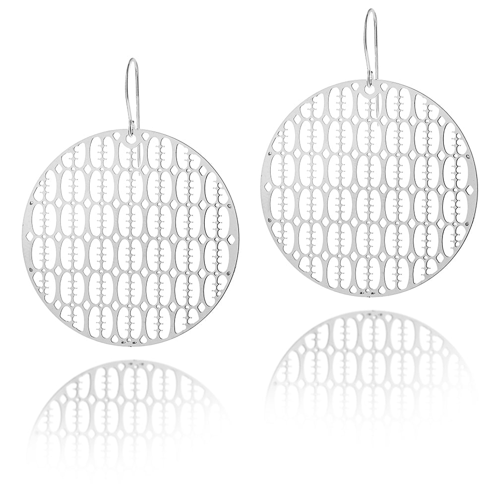 Friendship Medium Drop Earrings