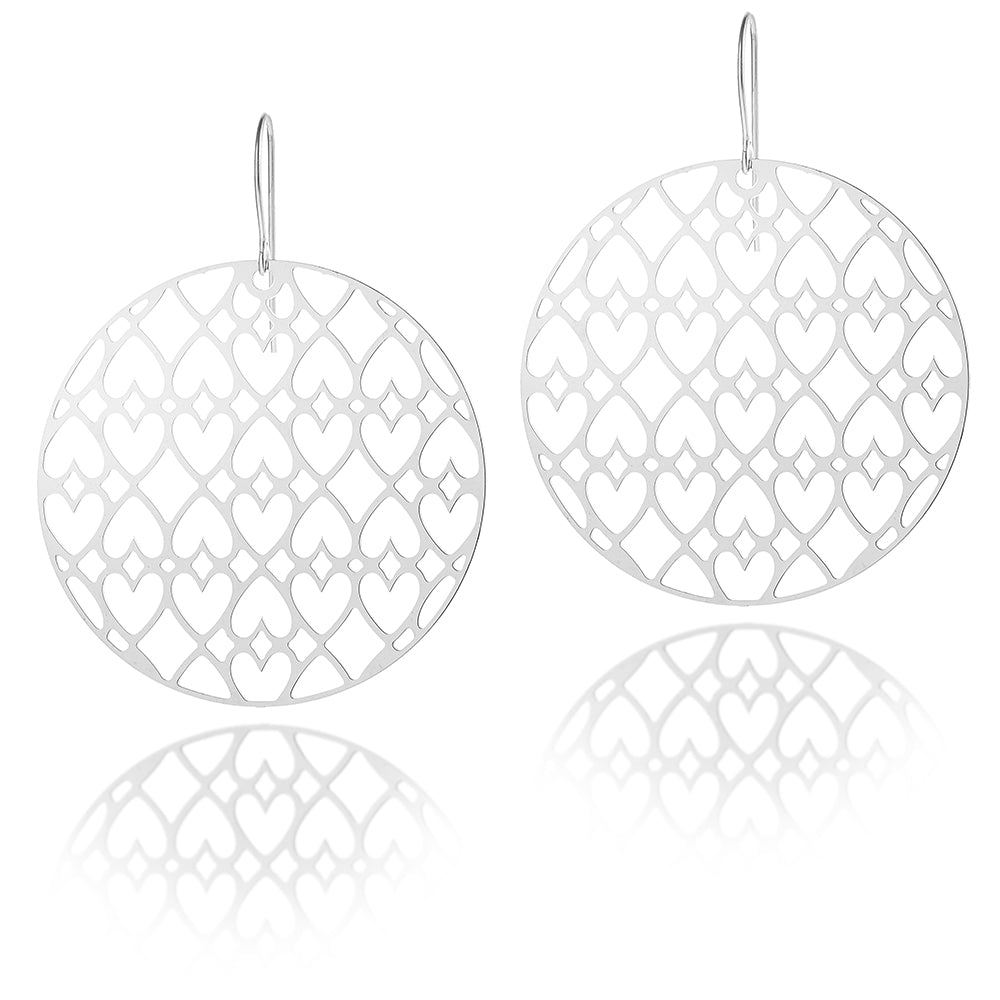 Patience Medium Drop Earrings