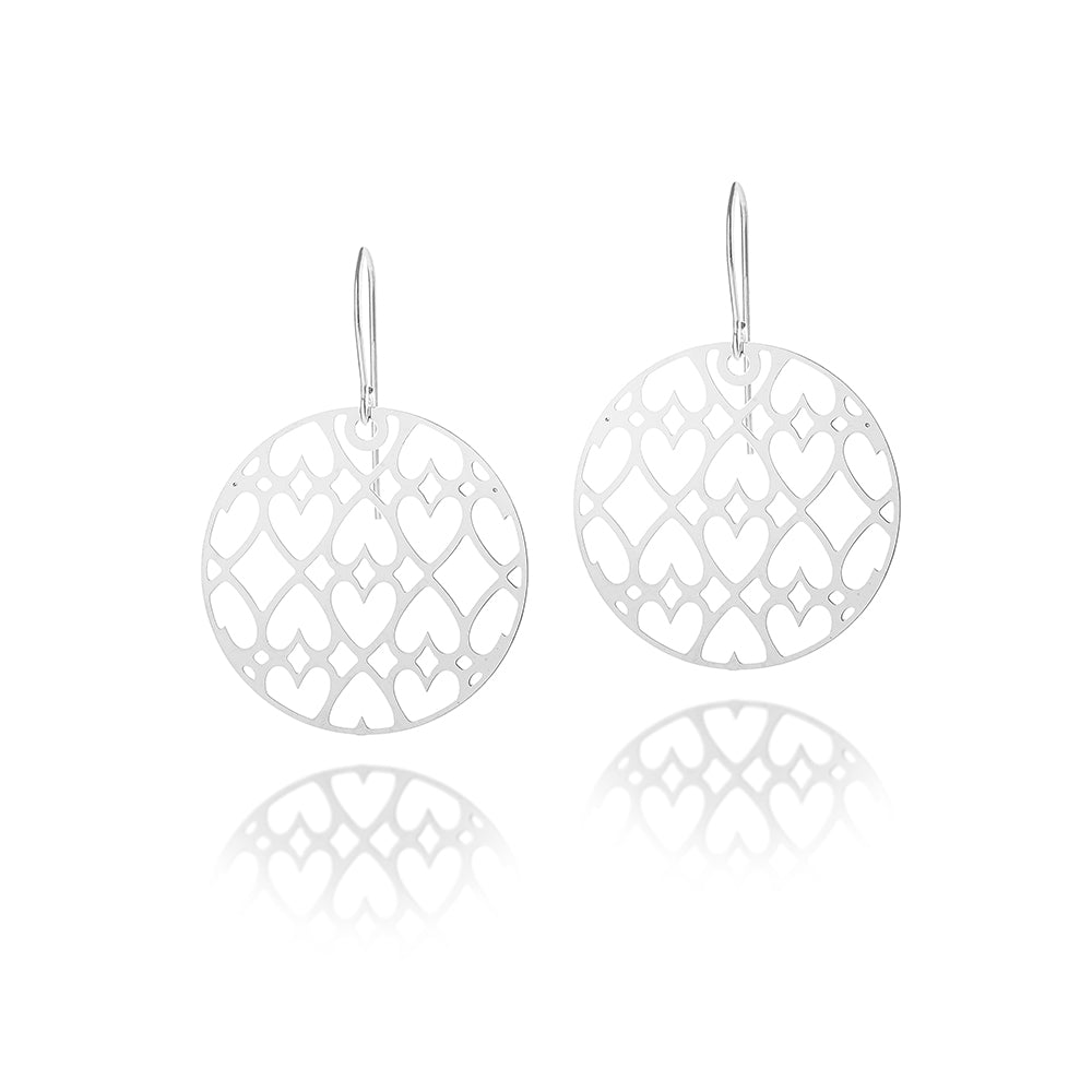 Patience Small Drop Earrings
